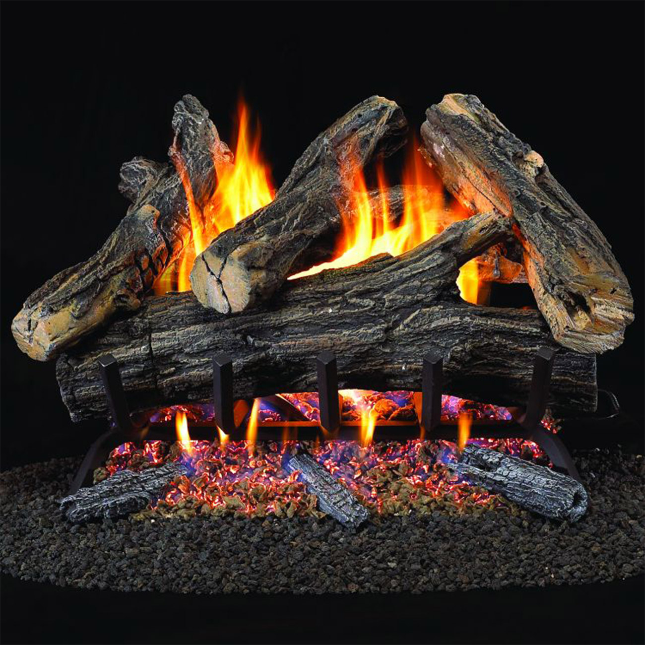 HearthSense Gas Logs Sets ProCom Heating