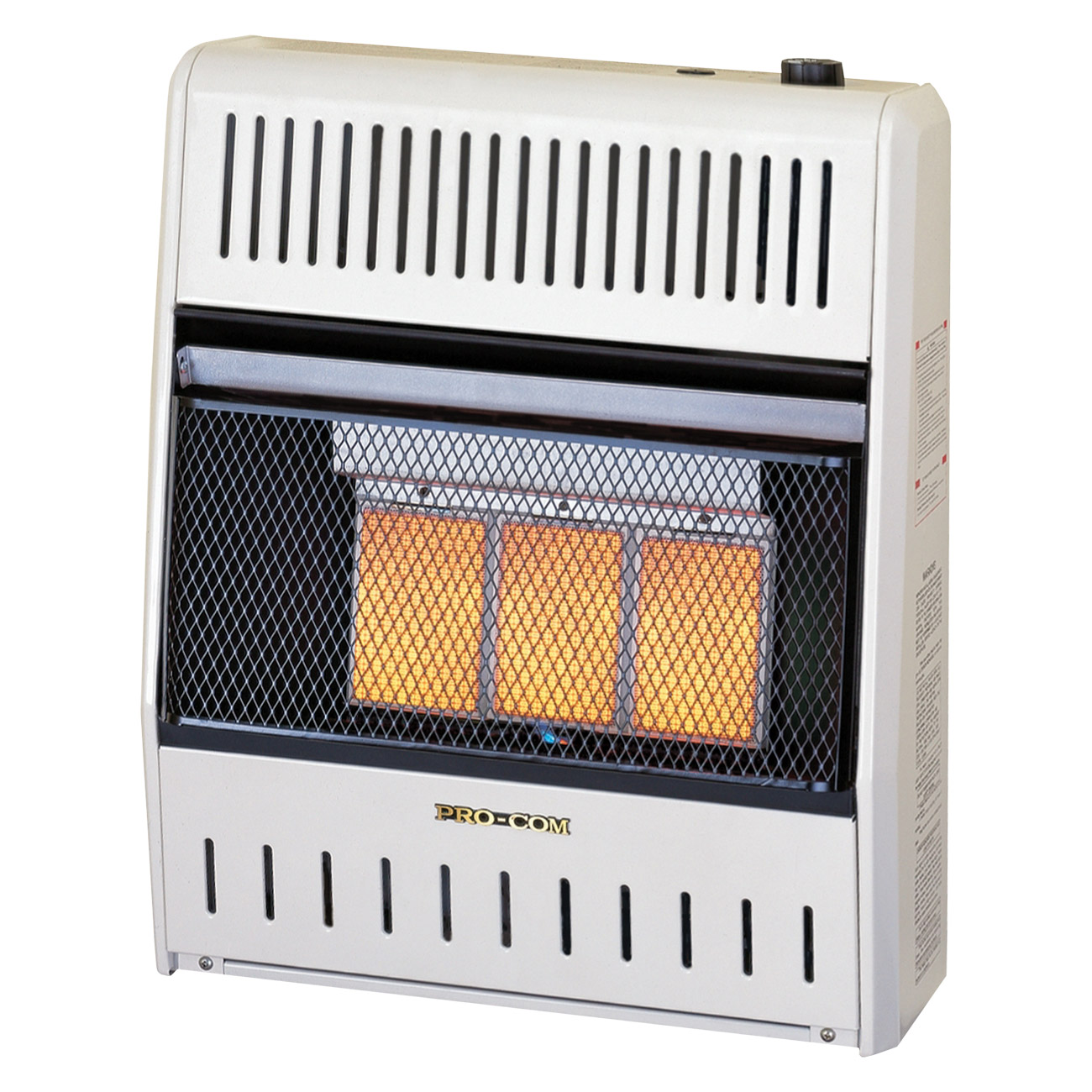 Procom Infrared Ventless Liquid Propane Space Heater