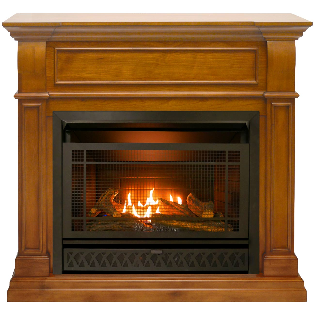 Procom ventless fireplace dual fuel fireplace 26000 btus ventless procom fbnsd28t j as picture procom heating teraionfo