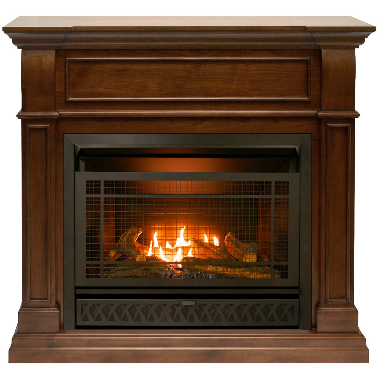 Walnut Finish FBD28T J W ProCom Heating