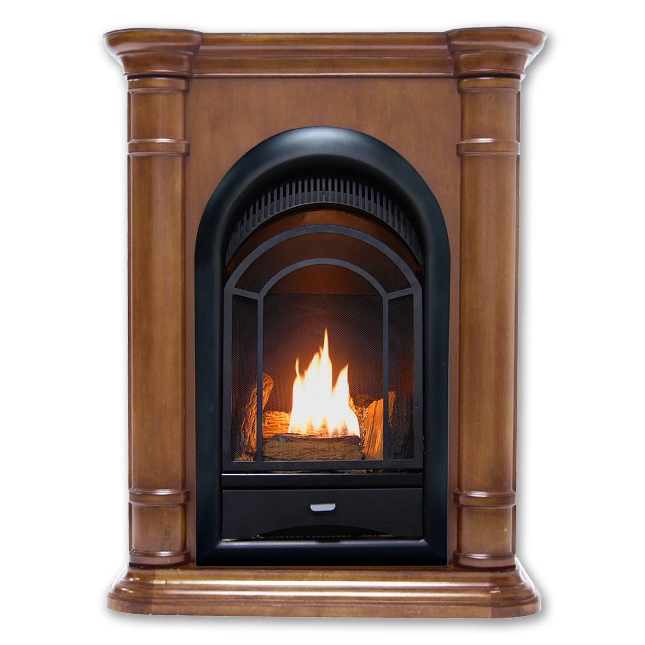Ventless Fireplace Gas Ventless Propane Fireplace With