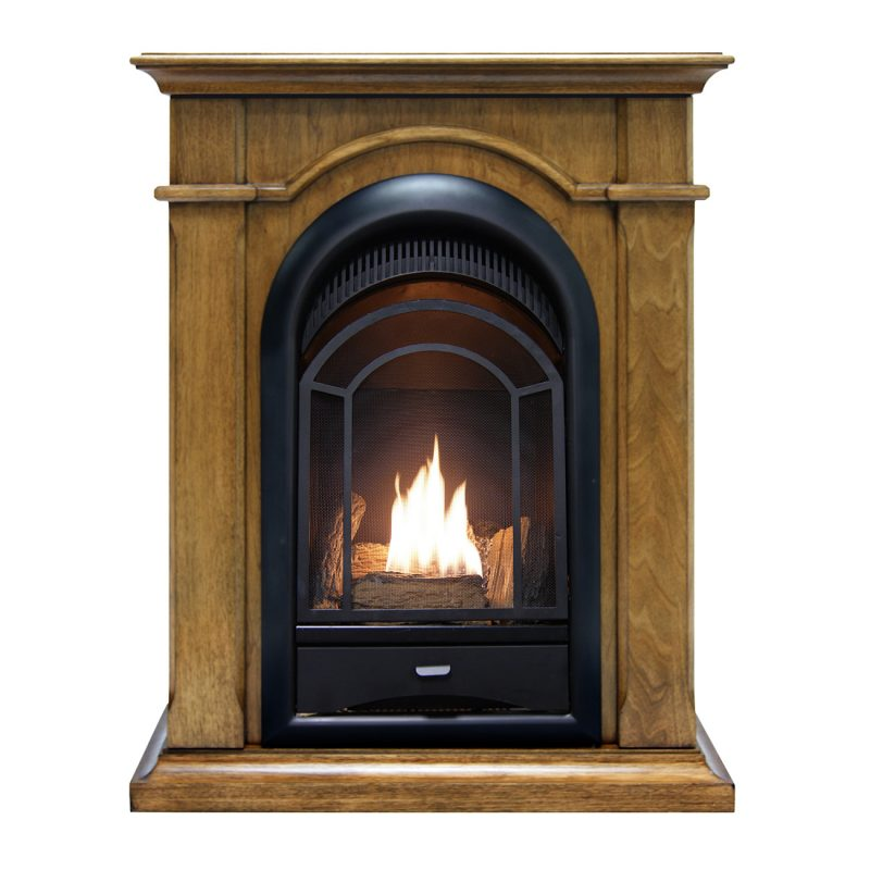 Fireplace systems procom heating for Fireplace heater system