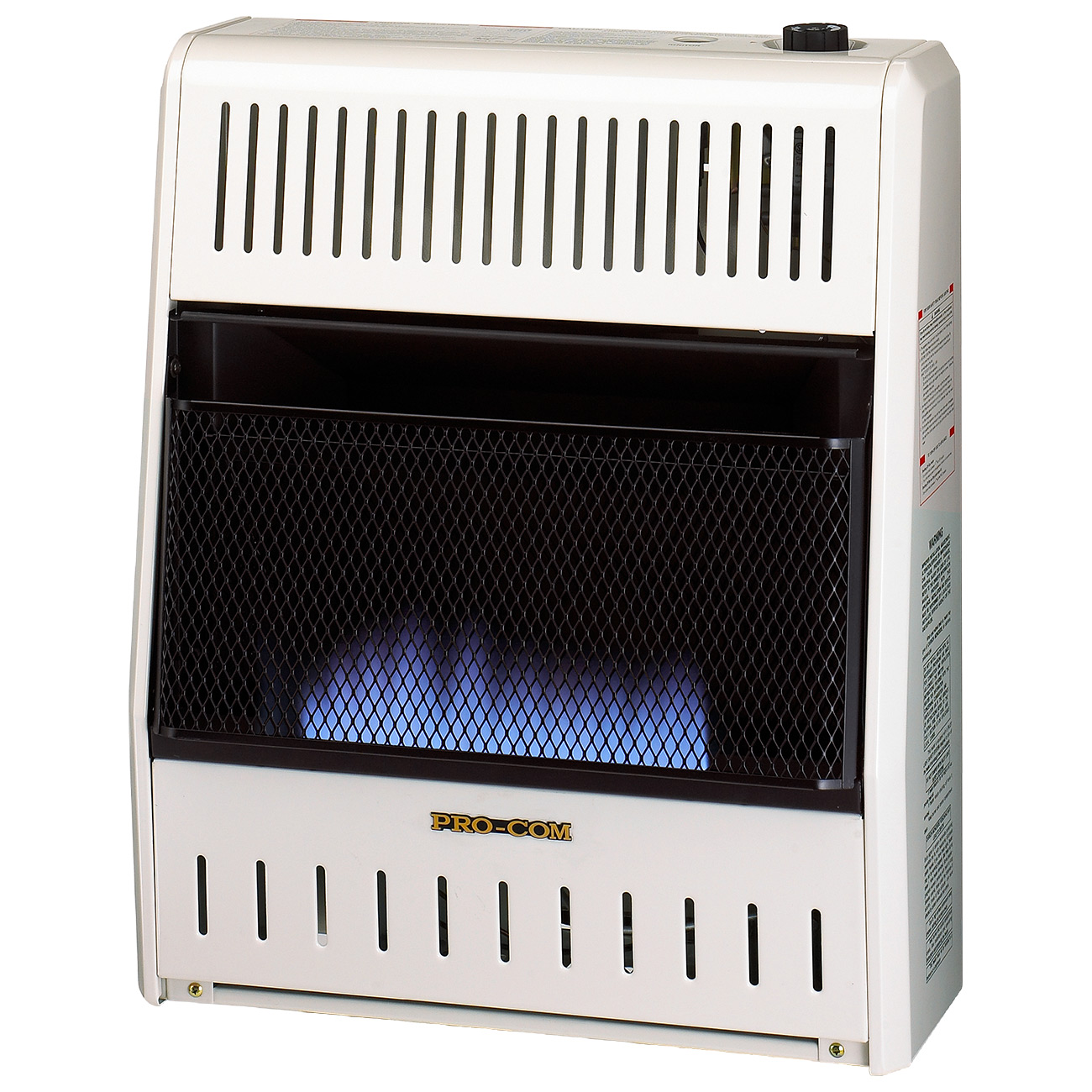 ventless blue flame propane gas wall heater 20 000 btu