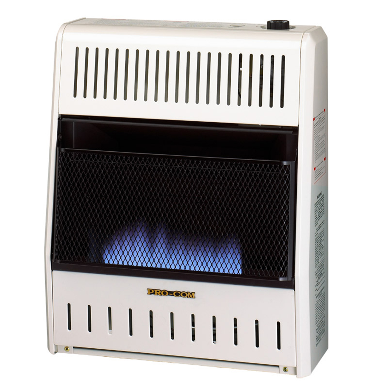 Ventless Blue Flame Heaters 86