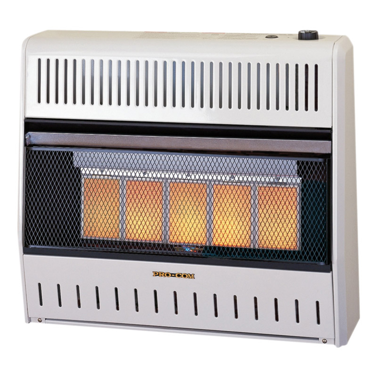 Dual Fuel Ventless Infrared Heater Wall Heater 30 000