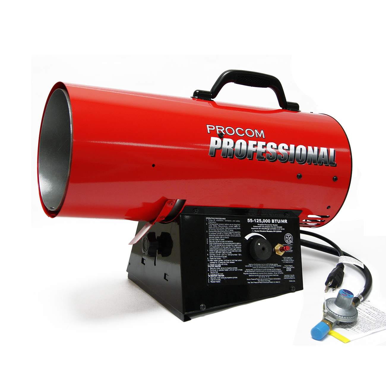 ProCom PP125FAV ProCom Heating