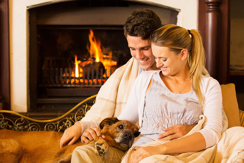 Do Fireplaces Really Heat Up Your Home's Value? - ProCom Heating