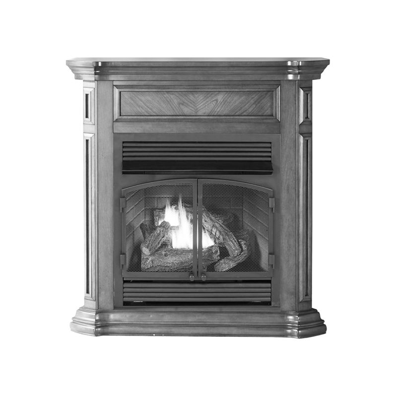 Cedar Ridge Hearth Fireplace Insert Model# CRHFBNSD400RT
