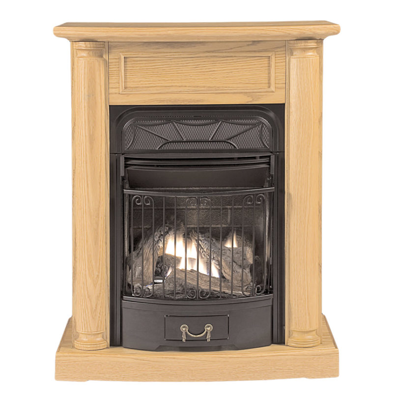 ventless fireplace model edp200to