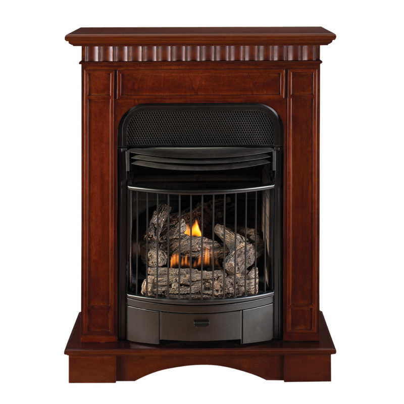 Ventless Fireplace For Model # BD23TCC-2-LO - ProCom Heating