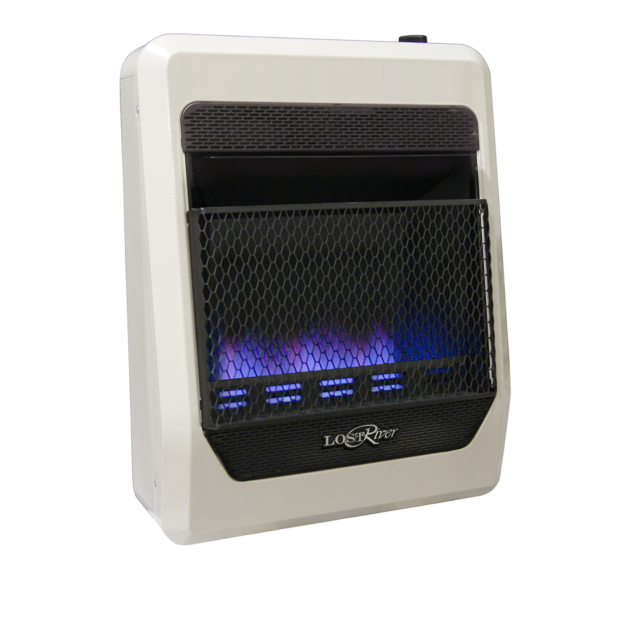 Lost River Blue Flame Wall Heater Model PCIT20BF