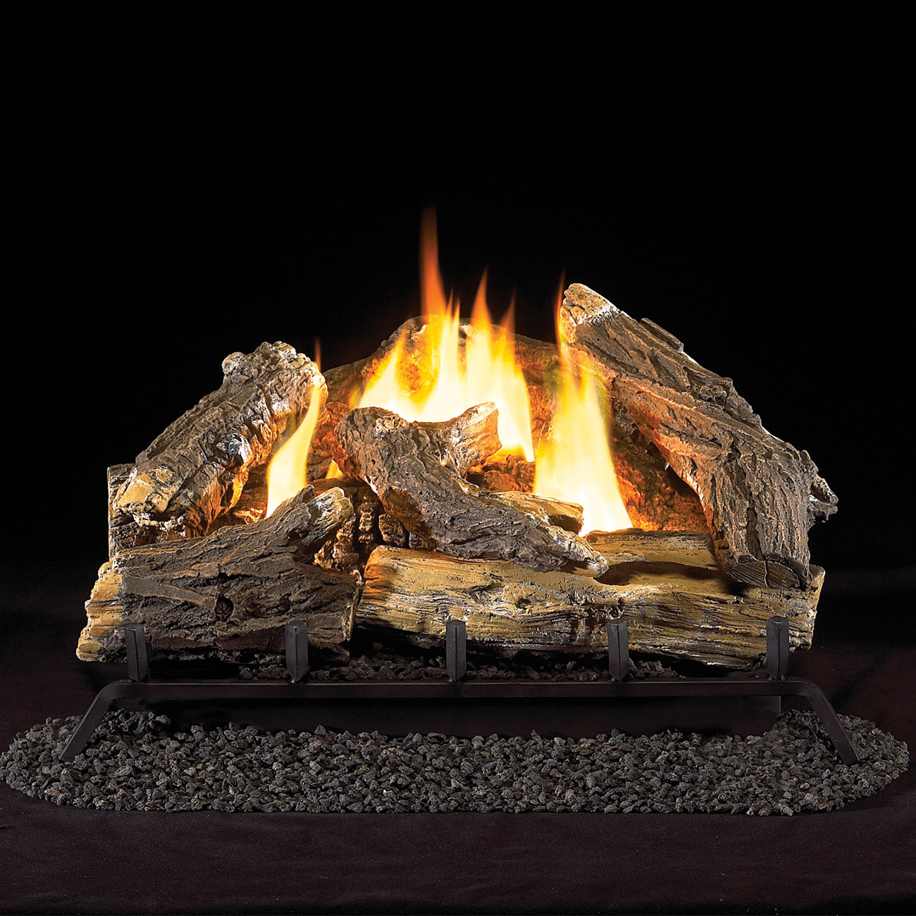 Ventless Gas Logs Lowes Gas Fireplace Logs Ventless Gas