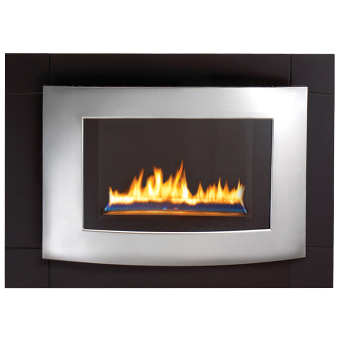 100 wall mounted ventless fireplace forty6