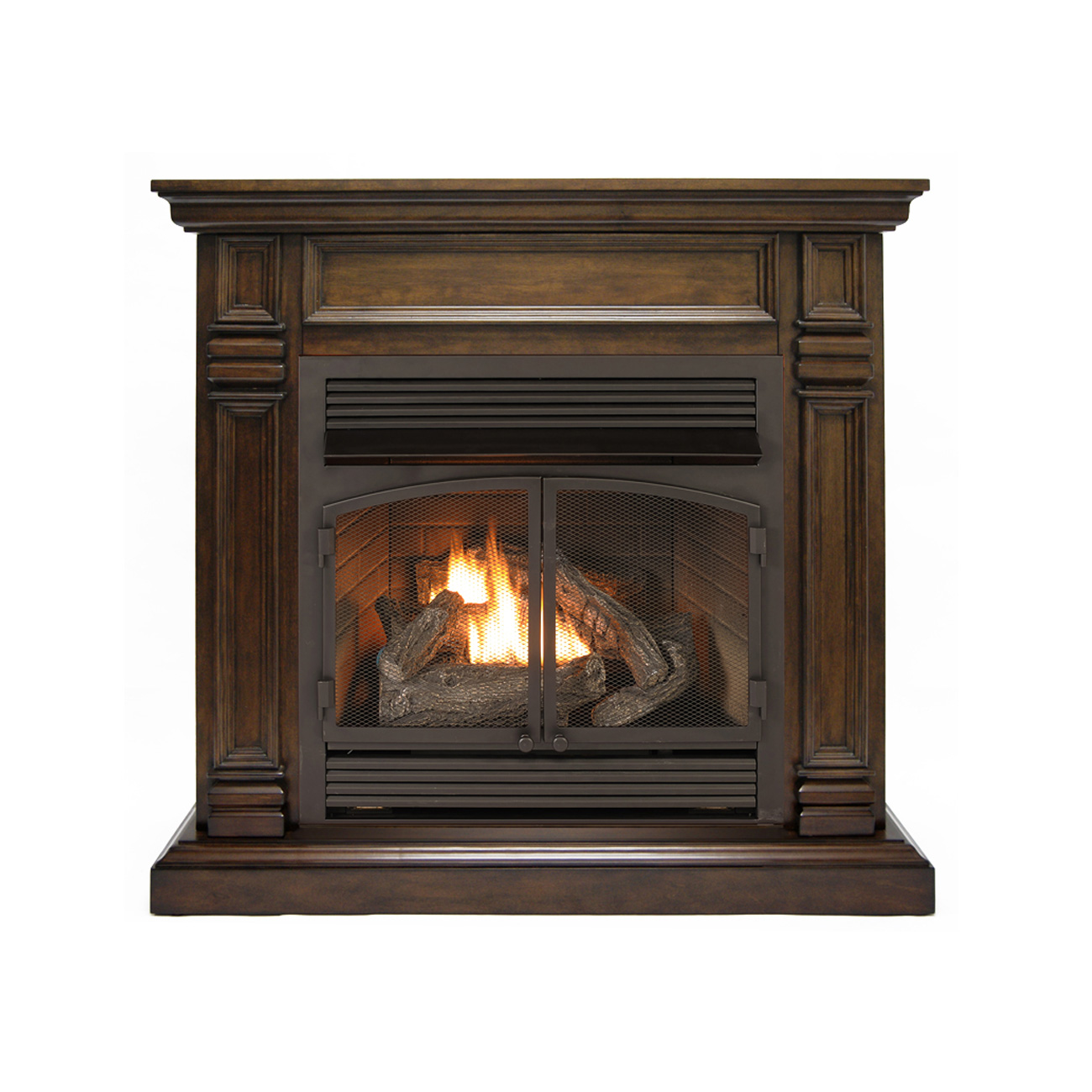 ventless fireplace insert model fbd400rt series procom heating