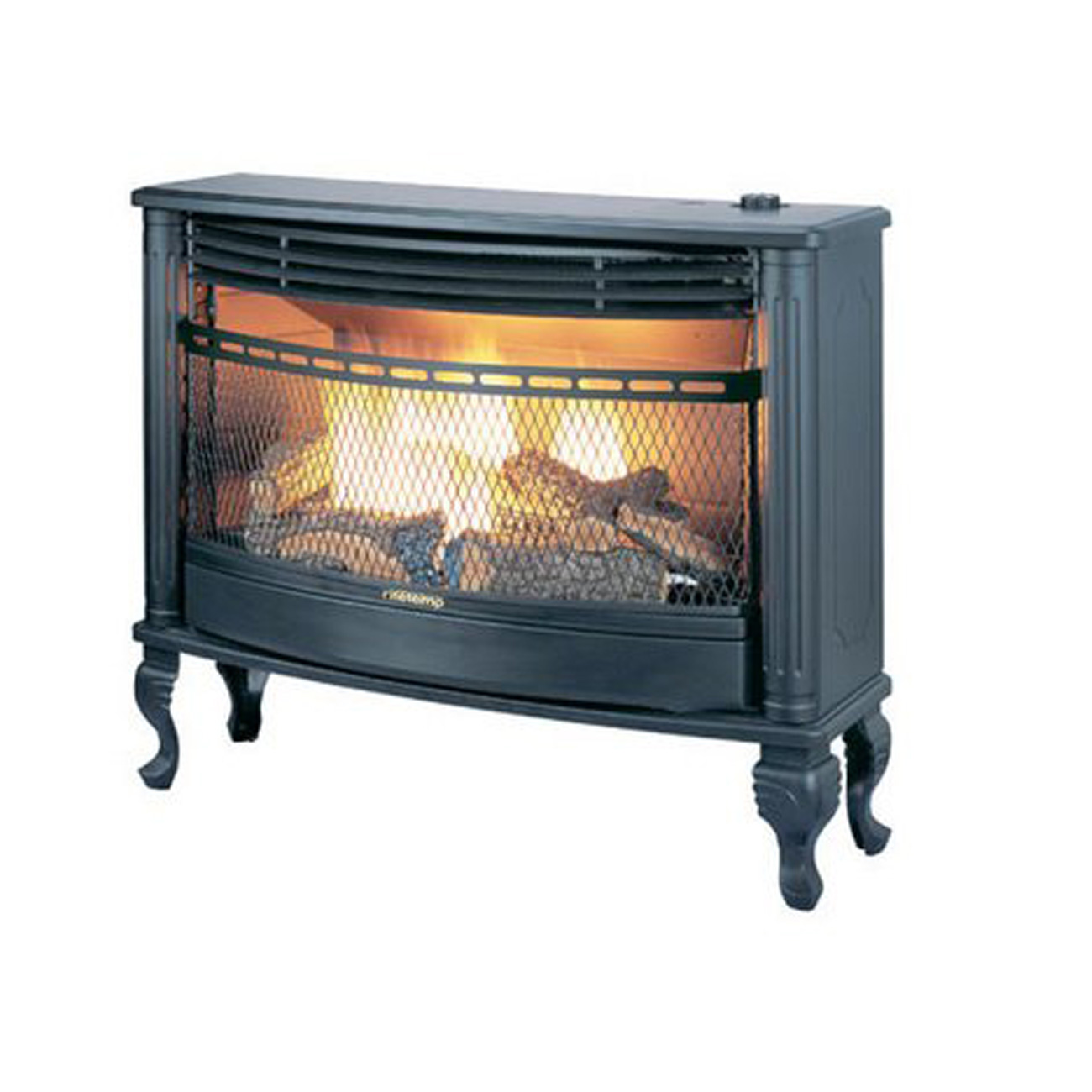 charmglow ventless gas stove series cg procom heating
